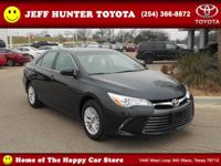 New Arrival! This 2016 Toyota Camry LE will sell fast