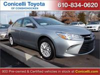 PREMIUM & KEY FEATURES ON THIS 2016 Toyota Camry