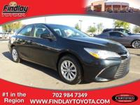 CARFAX 1-Owner, Toyota Certified. FUEL EFFICIENT 35 MPG