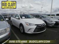BlueTooth, Backup Camera, Certified Pre-owned. This is