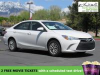 CarFax 1-Owner, This 2016 Toyota Camry LE will sell