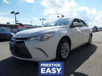 How nice is this! Just in, this charming 2016 Toyota