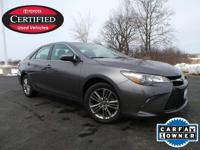 Come and check out this 2016 toyota camry here at the
