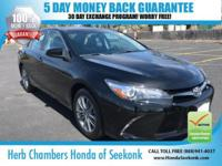 MOONROOF PACKAGE, Rearview/Backup Camera, iPod/MP3