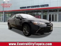 Come see this 2016 Toyota Camry SE before it's too