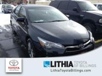 Toyota Certified, CARFAX 1-Owner. SE trim. REDUCED FROM