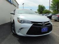 This Toyota Camry SE is a great pre-owned car. Clean