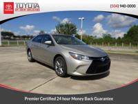 CARFAX One-Owner. Clean CARFAX. Champagne 2016 Toyota