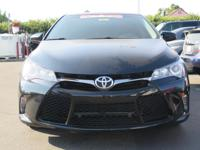 Options:  2016 Toyota Camry Sedan Xse|Gray|2.5L I4 Smpi