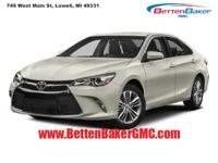 Options:  2016 Toyota Camry 4Dr Sdn I4 Auto Se|4