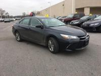 This 2016 Toyota Camry SE is offered to you for sale by