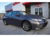 New Price! CARFAX One-Owner. Predawn Gray Mica 2016