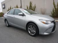 Introducing the 2016 Toyota Camry! Both practical and
