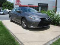 2016 TOYOTA CAMRY SE!! LOW MILEAGE!! TOUCH SCREEN