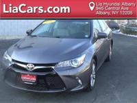 2016 Toyota Camry SE, !!!ONE OWNER-CLEAN CAR FAX!!!,