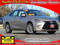 Options:  2016 Toyota Camry Se|||25807 Miles|Vin: