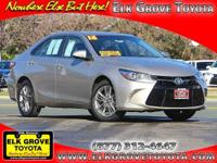 Options:  2016 Toyota Camry Se|||26142 Miles|Vin: