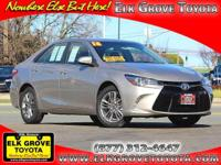 Options:  2016 Toyota Camry Se|||27677 Miles|Vin: