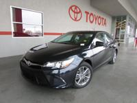 Options:  2016 Toyota Camry Se|Se 4Dr Sedan|Thank You