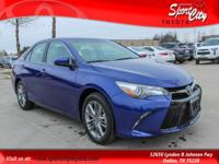 Just Reduced! Clean Vehicle History Report, Camry SE,