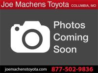 One Owner CarFax. Black w/Fabric Seat Trim, ABS brakes,
