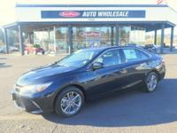 Sturdy and dependable, this Used 2016 Toyota Camry SE
