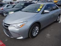 Recent Arrival! 2016 Toyota Camry LECARFAX One-Owner.
