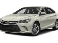 -New Arrival- Bluetooth This 2016 Toyota Camry SE is