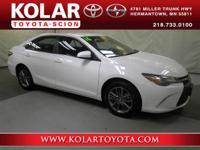 The Kolar Toyota Advantage! Thank you for visiting