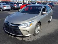 **CarFax One Owner**. Camry LE. Will last forever! Fuel