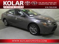 Camry SE. Won't last long! There's no substitute for a
