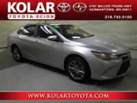 2016 Camry SE. Silver Bullet! If you've been yearning