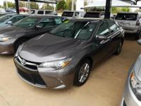 We are excited to offer this 2016 Toyota Camry. This
