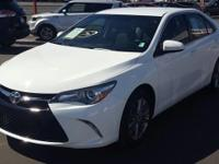 This 2016 Toyota Camry 4dr Sdn I4 Auto SE is proudly