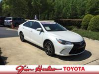 Options:  2016 Toyota Camry Xle Is Proudly Offered By