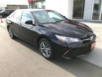 Options:  2016 Toyota Camry Se|Set Down The Mouse