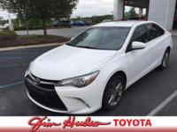 Options:  2016 Toyota Camry Xle Is Offered By Jim