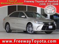 CARFAX One-Owner. Clean CARFAX. 2016 Toyota Camry SE