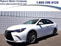 *This ONE OWNER Camry has 33,334 miles and the