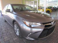 This 2016 Camry is for Toyota nuts who are searching