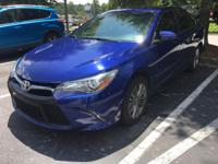 We are excited to offer this 2016 Toyota Camry. Your
