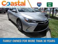 This 2016 Toyota Camry in Silver features: FWD Clean