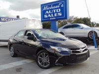 Options:  2016 Toyota Camry|Black|Don't Bother Looking