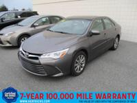 Looking for a clean, well-cared for 2016 Toyota Camry?