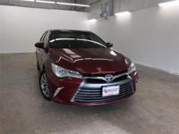 New Price! Ruby Flare Pearl 2016 Toyota Camry XLE FWD