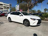 Recent Arrival! Clean CARFAX. Cloth. 2016 Toyota Camry