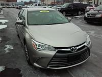 2016 Toyota Camry Just Reduced! **CLEAN CAR FAX**, CAR