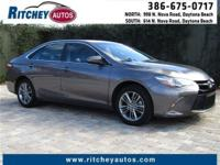 FLORIDA OWNED TOYOTA CAMRY XLE**ONE OWNER**CLEAN CAR