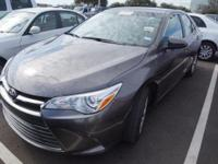 Recent Arrival! 2016 Toyota Camry LE Alloy WheelsCARFAX
