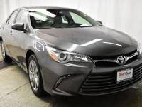 This outstanding example of a 2016 Toyota Camry XLE is